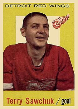 42 DETR Terry Sawchuk