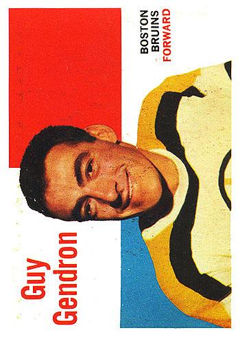31 BOST Jean-Guy Gendron