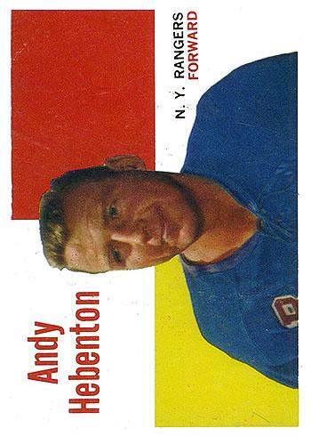 42 NYRA Andy Hebenton