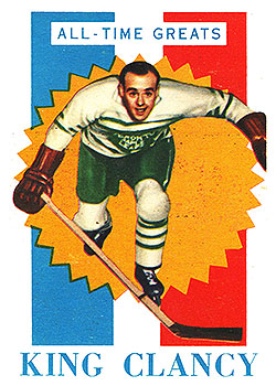 47 TORO Francis (King) Clancy