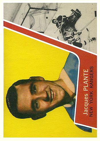 45 NYRA Jacques Plante