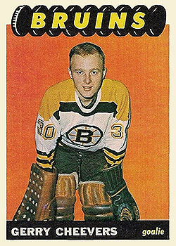 31 BOST Gerry Cheevers