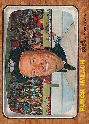 11 TORO George Imlach