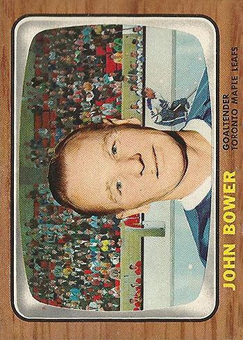 12 TORO Johnny Bower