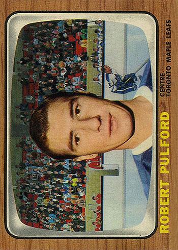 19 TORO Bob Pulford