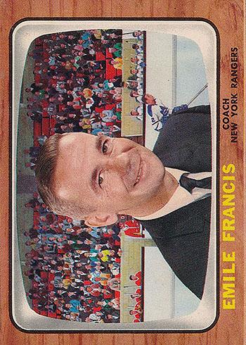 21 NYRA Emile Francis