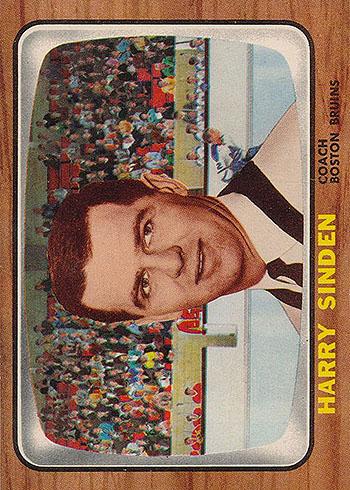 31 BOST Harry Sinden