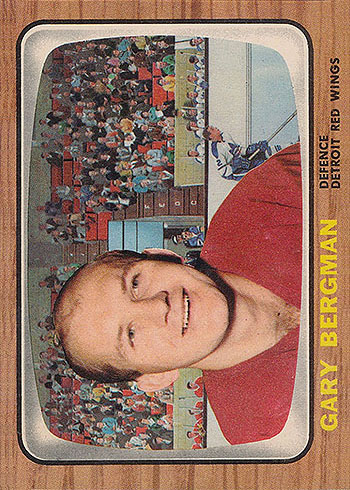 47 DETR Gary Bergman