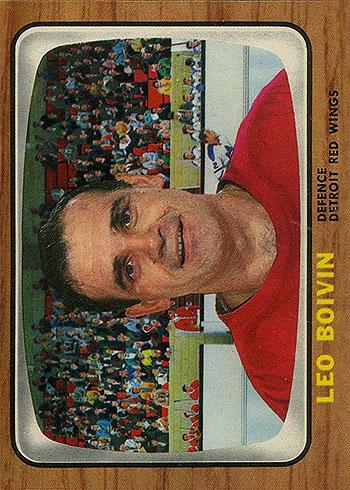50 DETR Leo Boivin