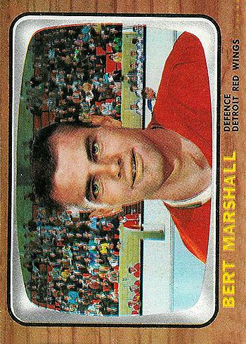 51 DETR Bert Marshall