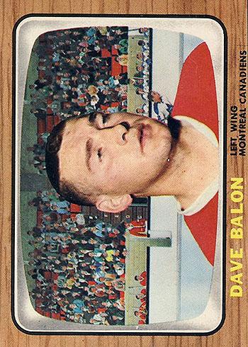 74 MONT Dave Balon