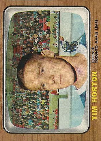 80 TORO Tim Horton