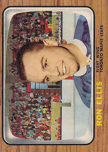 81 TORO Ron Ellis