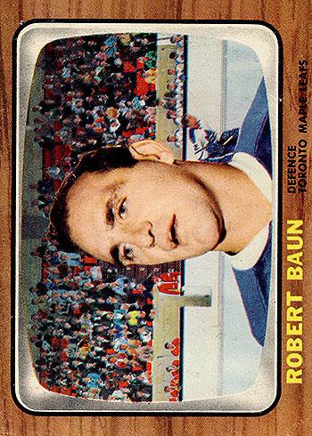 83 TORO Bob Baun