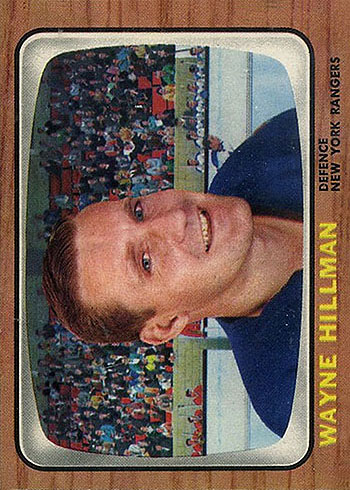 87 NYRA Wayne Hillman