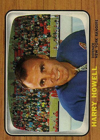 91 NYRA Harry Howell