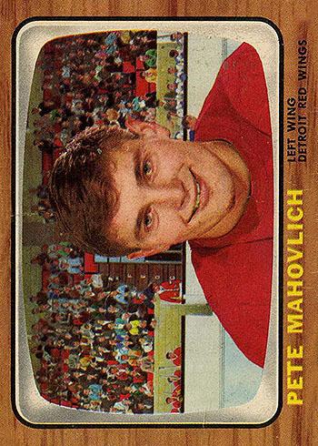 103 DETR Peter Mahovlich