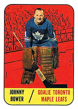 76 TORO Johnny Bower