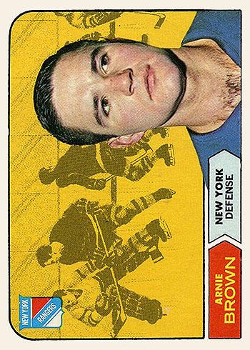 68 NYRA Arnie Brown