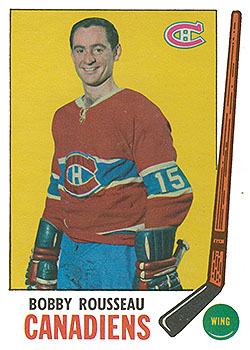 9 MONT Bobby Rousseau