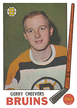 22 BOST Gerry Cheevers
