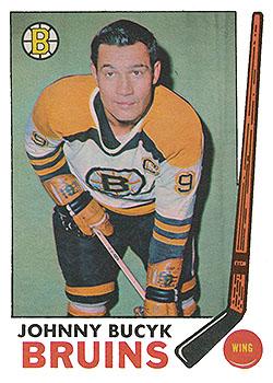 26 BOST Johnny Bucyk