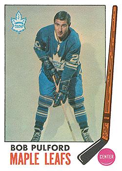 53 TORO Bob Pulford