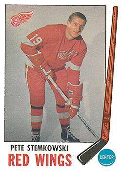 65 DETR Pete Stemkowski