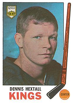 107 LOSA Dennis Hextall