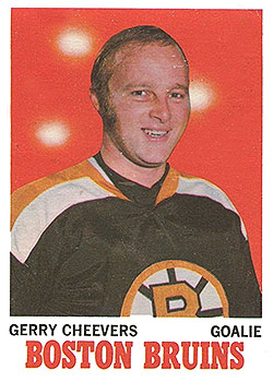 1 BOST Gerry Cheevers