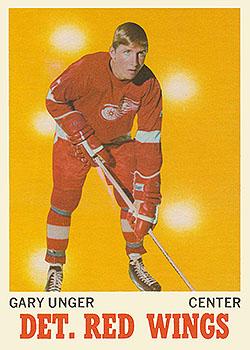 26 DETR Garry Unger