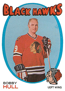 50 CHIC Bobby Hull