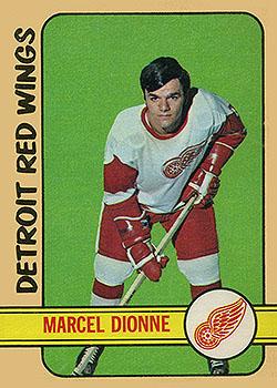 8 DETR Marcel Dionne