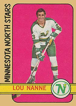 10 MINS Lou Nanne