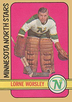 28 MINS Lorne Worsley