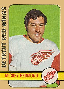 99 DETR Mickey Redmond