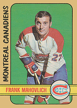102 MONT Frank Mahovlich