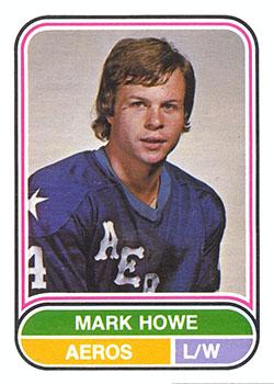 7 HOUA Mark Howe