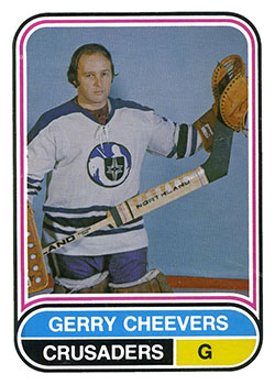 20 CLEC Gerry Cheevers
