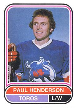 42 TORT Paul Henderson