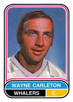 43 NEWE Wayne Carleton