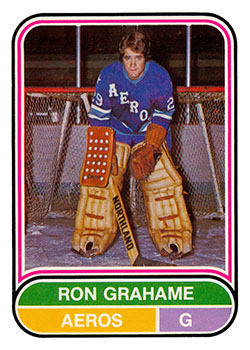 50 HOUA Ron Grahame