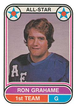 61 HOUA Ron Grahame