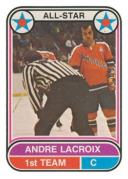 64 SAND André Lacroix