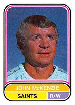77 MINF John McKenzie