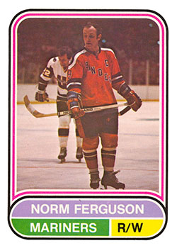 92 SAND Norm Ferguson