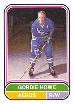 100 HOUA Gordie Howe