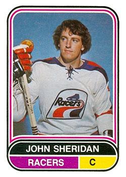 107 INDI John Sheridan