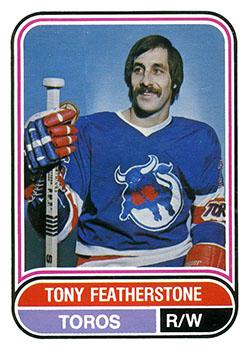 122 TORT Tony Featherstone