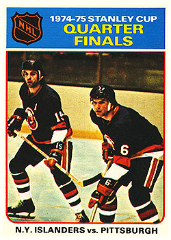 4 NHL Playoffs